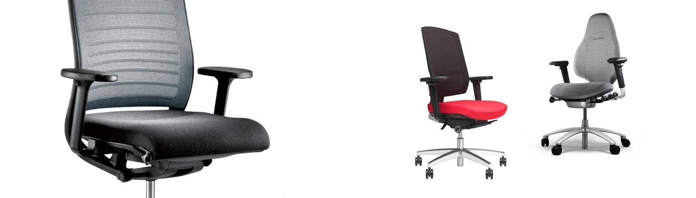Ergonomische Bureaustoel Kniestoel.Ergonomische Bureaustoelen Hardeveld